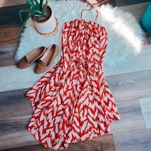 Armani Exchange halter dress